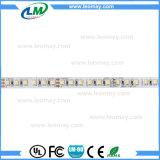 19.2W SMD3527 verdoppeln weißes Licht Streifen Streifens LED szalag/des CCT-LED