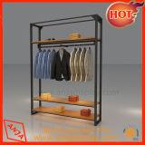 Mobiliario comercial del almacén de la ropa de las unidades de visualización del almacén de ropa