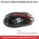 1 tot 2 Uitrusting/Uitrustingen van de Bedrading voor het LEIDENE Licht van het Werk (WK002)