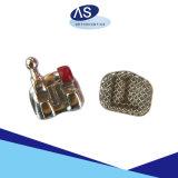 Стоматологические и ортодонтические MIM металлический кронштейн