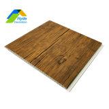 Controsoffitti laminati reticolo di legno DC-1213 del PVC della decorazione della parete