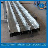 Tipo Closed galvanizzato ed ondulato ad alta resistenza strato di Decking del pavimento