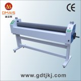 machine feuilletante thermique manuelle de grand format de 1.6m
