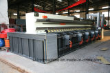 CNC Roestvrij staal V Machine Groover