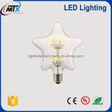 Le lampadine decorative di disegno creativo unico scaldano 2200K giallo 3W