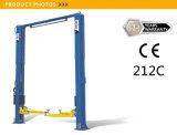Инструменты сверхмощного 5.5t автомобиля колонок емкости 2 поднимаясь для сбывания (212C)