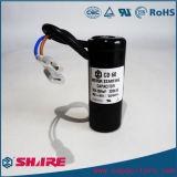 CD60 알루미늄 전해질 축전기 330VAC