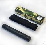 Bastone espansibile di plastica di gomma della polizia (SYSG-96)