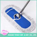 Limpieza de suelos de microfibra de gran tamaño industrial plana RP