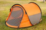 Напольный ся шатер хлопает вверх шатер 2 персон шатра автоматический