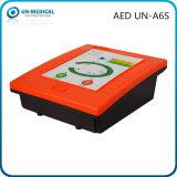 Defibrillator externo automatizado AED Emergency portátil do uso com software do PC