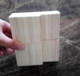 Remboursée jambage de porte meneaux encadrement de porte en bois de pin