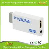 para Wii a HDMI convertidor de cable
