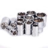 De Industriële Metrische 3/8  Hexagonale Individuele Dopsleutel van de Aandrijving CRV 6-23 mm