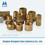 Instalación de tuberías apropiada de la entrerrosca de la compresión