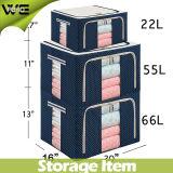Большая Коробка Хранения Контейнеров Ткани Ботинка Подушки Одеяла Одежды Одеяло
