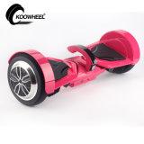 Koowheelは7.5インチの自己のバランスの電気Hoverboardの電気スクーターの特許を取った