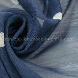 Polyester-verschiedener Krepp Chiffon- für Frauen-Kleid-Kleid