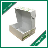 Rectángulo de empaquetado plegable hecho a mano del papel del LED