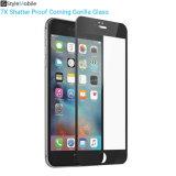 célula de la cobertura del dispositivo Corning del gorila fuerte de 7X/protector completos de cristal de la pantalla del vidrio Tempered de los accesorios del teléfono móvil para el iPhone de Apple, iPhone 6/6s