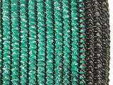 100% جديدة [هدب] اللون الأخضر [سون] ظل شبكة