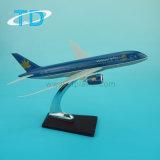 Boeing Dreamliner B787-9 полимера 1/200 акра Модель самолета