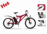[فست سبيد] حارّ عمليّة بيع جبل دراجة كهربائيّة مع يشبع تعليق