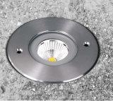 Une luminance élevée Inground lumière LED de sortie