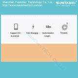Veste tressée Aluminium Foil Câble USB pour iPhone