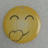 USBの棒のEmojiの感情の表現USBのフラッシュ駆動機構