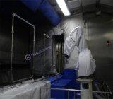 Robot Dustfree llave en mano de pintura automática de la máquina para piezas de autos