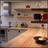 家具のための油をさされたカシの台所Worktops