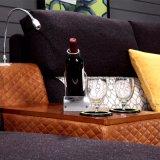 Moderner Entwurfs-Wohnzimmer-Gewebe-Sofa-Hotel-Schlafzimmer-Möbel - Fb1140