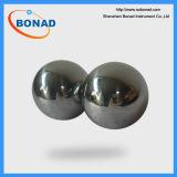 bola de acero de la mancha de óxido 500g para la prueba de impacto