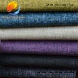 Nuovo tessuto del sofà di stile del cuoio dello Synthetic dell'unità di elaborazione