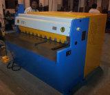 Tagliatrice di taglio della macchina/piatto della ghigliottina meccanica Qh11d-3.5X1250