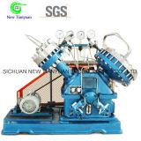 Compresseur d'air exempt d'huile de diaphragme à gaz à l'azote