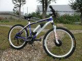 E-Bicicleta de venda quente de MTB com o motor poderoso do pneu 4.0inch gordo