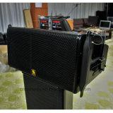 """Geo S1210A choisissent 12 """" la ligne active haut-parleur d'alignement avec le module d'amplificateur de PROTOCOLE DE SYSTÈME D'ANNUAIRE"""