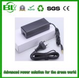 adattatore astuto di 29.4V1a AC/DC per la batteria di litio con la spina personalizzata