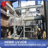 Máquinas de fabricação de gesso / Planta de pó de gesso / Linha de produção de pó Gesso para estrutura de construção
