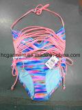 Износ пляжа напечатал сексуальный износ Бикини заплывания для женщин/повелительницы, Swimsuit