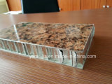 Panneaux décoratifs en aluminium résistant au feu Honeycomb pour paroi externe