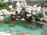 庭の装飾のRockeryの噴水の人工的な石造りの石の滝