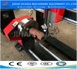 Cortadora del plasma del CNC del tubo y de la hoja del bajo costo de la alta precisión