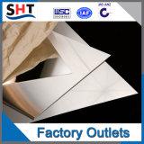 Hoja de acero inoxidable en frío AISI del precio de fábrica