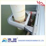 Марина направляющего выступа кучи плавучего дока сделанная в Китае/стыковке