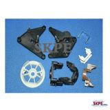モーター、プラスチック製品、注入の製品のブラシホルダ