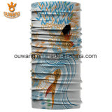 Bandana promozionale della sciarpa del commercio all'ingrosso della stampa di marchio
