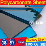 Vidrio plástico irrompible/el panel/tarjeta